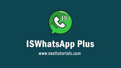 Download ISWhatsApp Plus v7.80 Latest Version 2020,iswhatsapp v7.80.aplikasi iswa plus terbaru 2020,tema whatsapp mod keren,wa mod anti banned