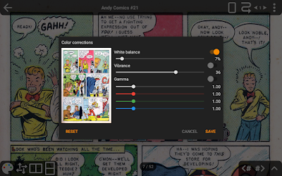 CDISPLAYEX COMIC READER (MOD, FULL PAID) APK FOR ANDROID