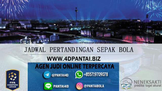 JADWAL PERTANDINGAN BOLA 03 – 04 OCTOBER 2020