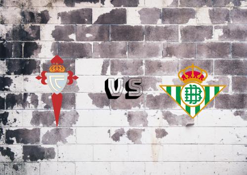 Celta de Vigo vs Real Betis  Resumen