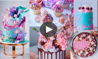 Técnicas decorativas modernas para la repostería - Cake design