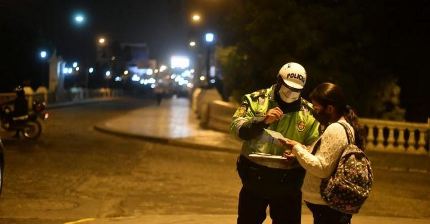 CORONAVIRUS: Gobierno prolonga por 14 días cuarentena en zonas de riesgo extremo por covid-19