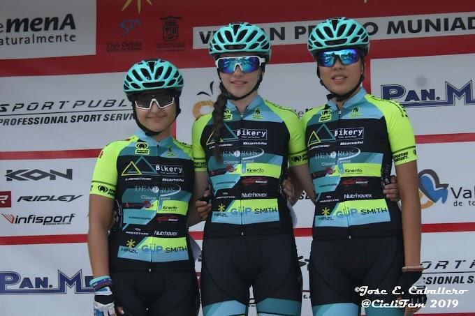 Con la disputa del VI GP Muniadona en Villasana de Mena, el equipo Team Bikery - Sporting Pursuits da por casi finalizada la temporada