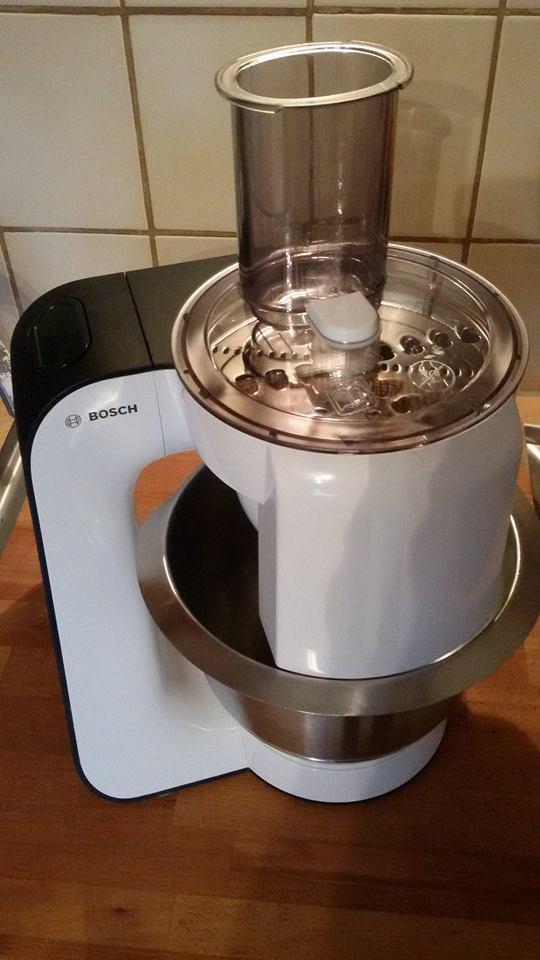 küchenmaschine für weißkohl