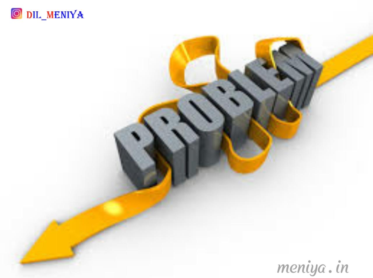 Problem self trust