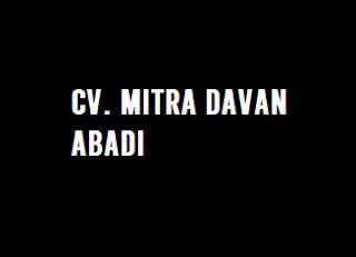 CV. Mitra Davan Abadi