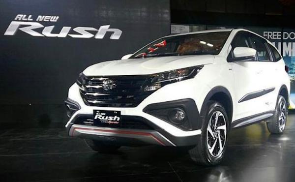 Rekomendasi Aksesoris Interior Toyota Rush 2019 Agar Perjalanan Semakin Nyaman