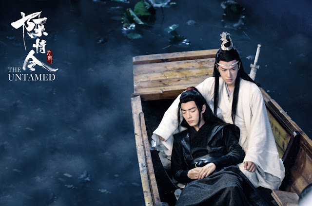 the untamed lan zhan wei ying