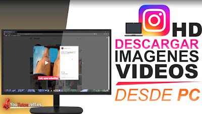 como descargar videos instagram pc
