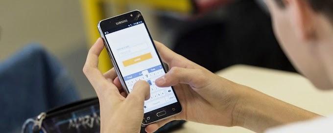 PROIBIDO: Escola municipal da capital proíbe uso de celular por alunos e professores.
