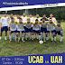 Amistoso Fútbol UCAB vs UAH