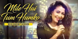 hindi song lyrics, Neha Kakkar
