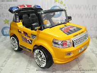Mobil Mainan Aki Junior TR1818 Land Power 2XL