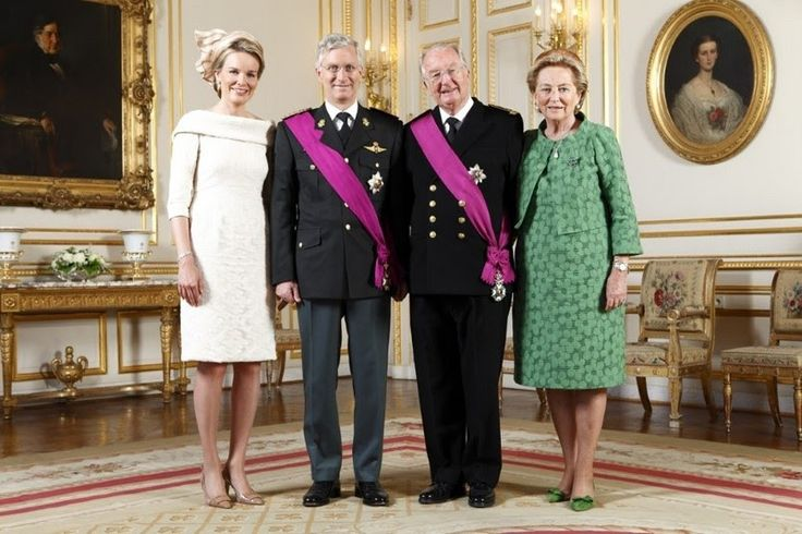 Abdication of King Albert II & Inauguration of King Philippe - Programme