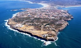 Peniche, beaches and fishing city