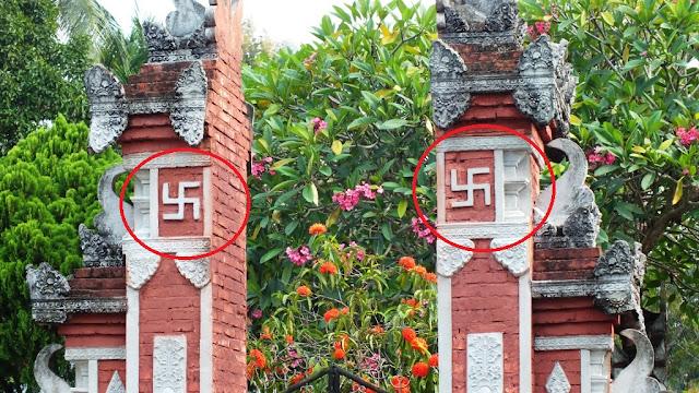 Swastika lambang penyetabilan alam