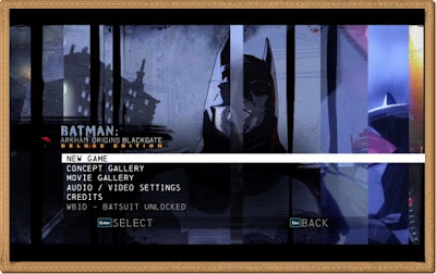 Batman Arkham Origins Blackgate PC Games