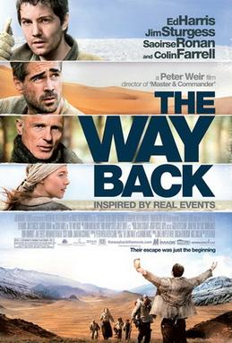 The Way Back 2010 Movie review