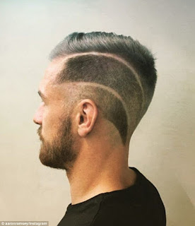 Ramsey New Silver Hairstyle