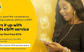 MTN Launces the eSIM in Nigeria