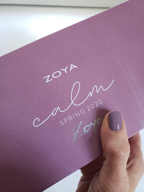 zoya calm collection 2020