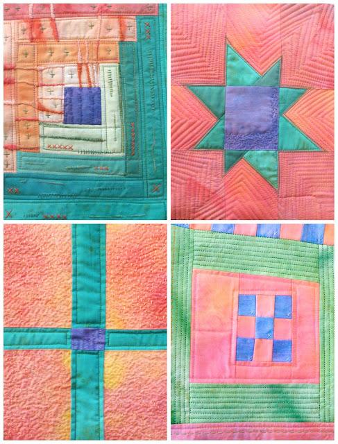 journal quilts Quilt Routes
