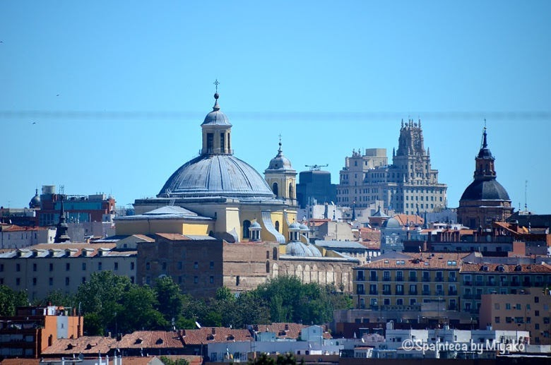 Fiestas San Isidro en Madrid サンイシドロ祭りとマドリードの絶景