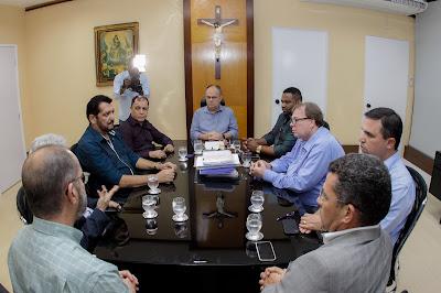 Governo assina Protocolo de Intenções para implementação do Complexo Industrial Portuário de Sergipe