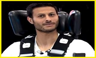 محمد الشناوى - حارس مصر الاول مع رامزجلال