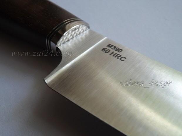 Авторский кухонный нож