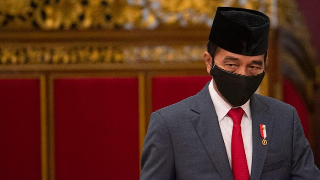 Dulu Jokowi Larang Buka Identitas Pasien Covid-19, Kini Tak Boleh Dirahasiakan dan Harus 'Diburu'