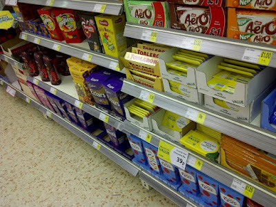 uk chocolate brands