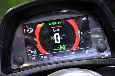 Speedometer Doufeng DF3000 - DF5000