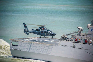 Heli ASW AS565 MBe Panther