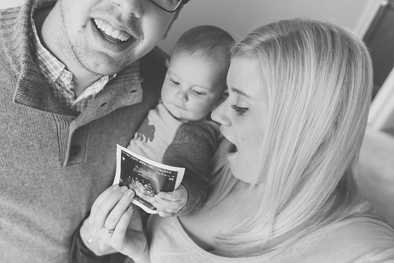 The Kelly Family Our Pregnancy Announcement