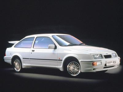 Первое поколение Ford Sierra RS Cosworth