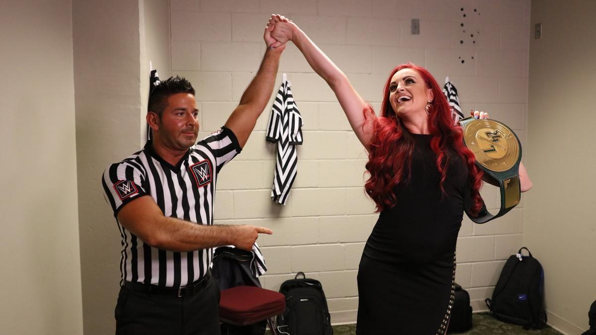 Maria Kanellis revela os planos originais da WWE durante sua gravidez