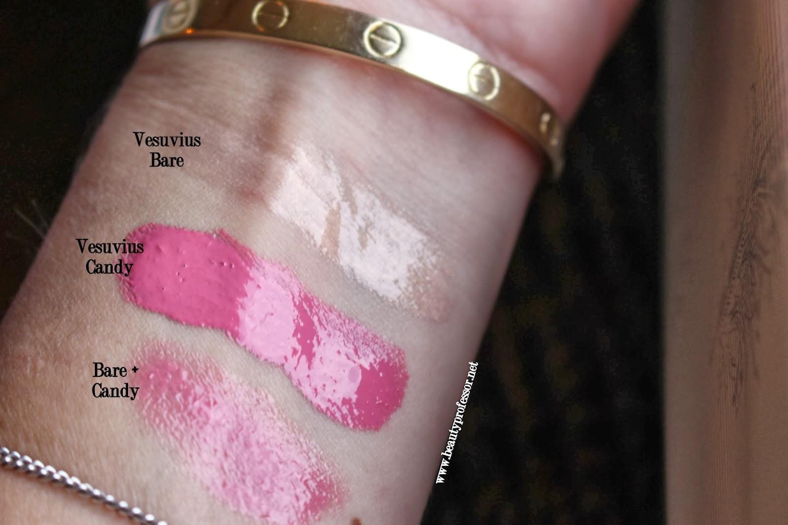 Vesuvius Liquid Lipstick by Lipstick Queen #7