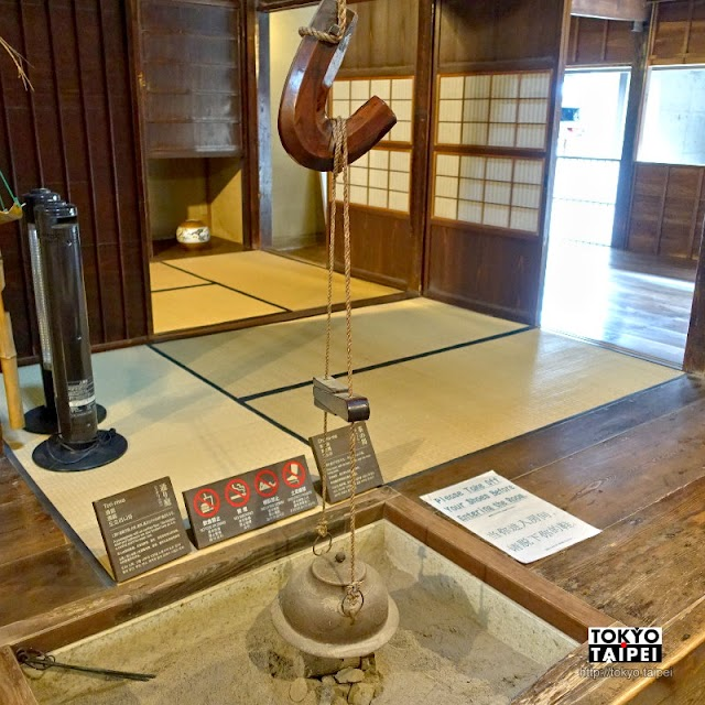 【東茶屋休憩館】走入百年前古老民家 體驗江戶時代町家生活