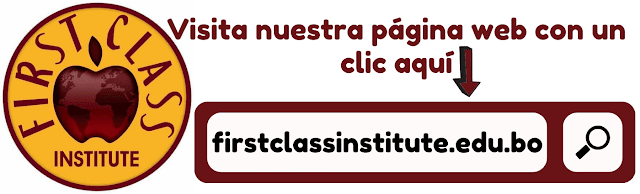 FIRST CLASS INSTITUTE