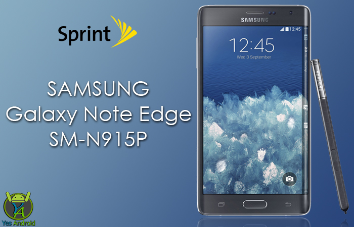 N915PVPS4DQB3 | Galaxy Note Edge (Sprint) SM-N915P