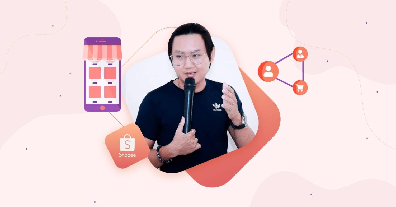 Khóa học hướng dẫn Cày đơn affiliate với sàn Shopee - Tạo thu nhập với tiếp thị liên kết trên sàn TMĐT có traffic cao nhất Việt Nam