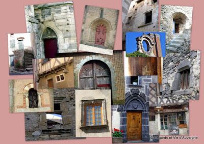 Album photos portes et fenêtres en Auvergne
