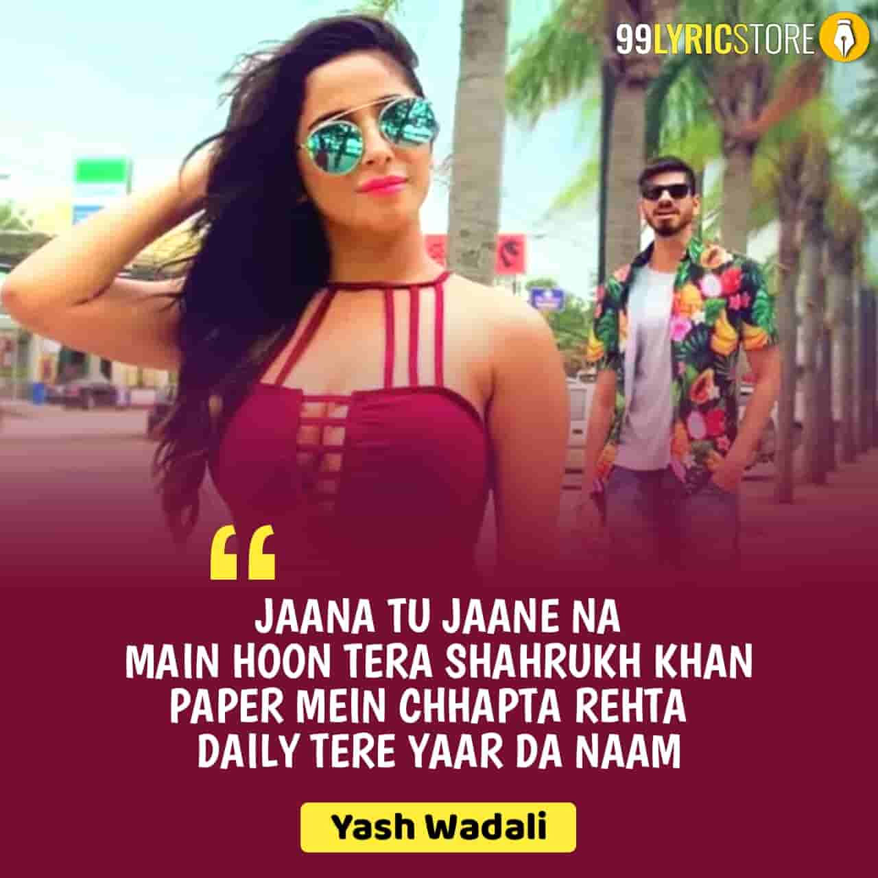 Fanny Khan Single song sung by Yash Wadali ft. Kate Sharma