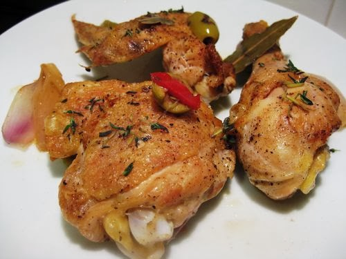 Healthy Pan Fried Chicken