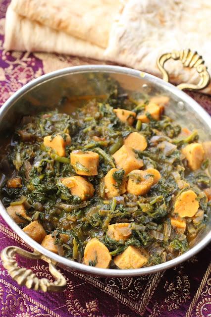 curry végétarien gnocchi