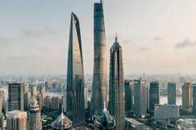 Hotel in China's Shanghai Tower billed as world's highest