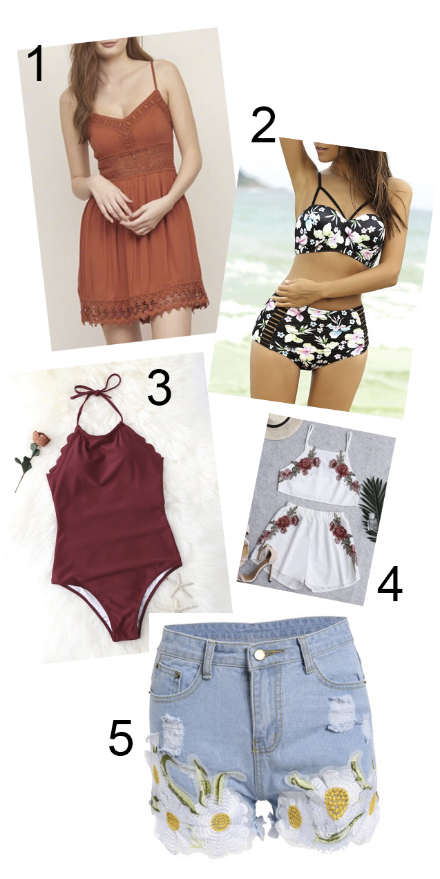 rosegal wishlist, rose gal wish list 2017, rose gal swimsuit cheap, cheap dresses rose gal, rosegal blog review