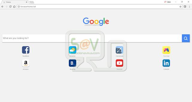 Browserhome.net (Hijacker)