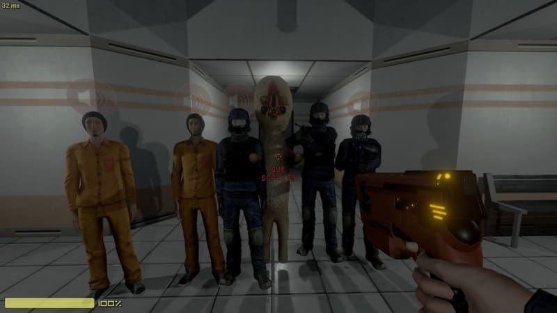 لعبة-SCP-Secret-Laboratory